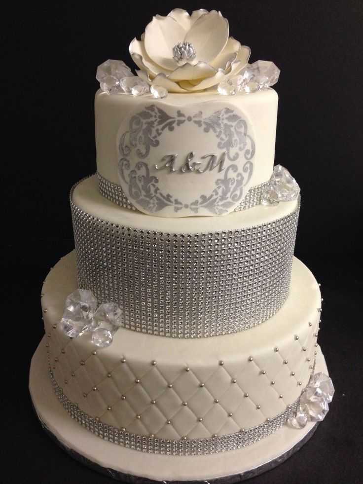 Wedding Cakes Bridal Basket