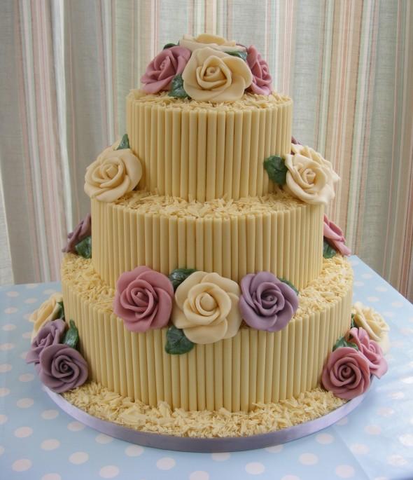 Wedding Cakes Bridal Basket